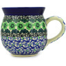 16 oz Stoneware Bubble Mug - Polmedia Polish Pottery H8523D