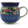 16 oz Stoneware Bubble Mug - Polmedia Polish Pottery H8534D