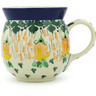 16 oz Stoneware Bubble Mug - Polmedia Polish Pottery H8583G