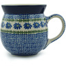 16 oz Stoneware Bubble Mug - Polmedia Polish Pottery H8622A