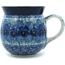 16 oz Stoneware Bubble Mug - Polmedia Polish Pottery H8760H