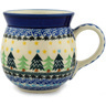16 oz Stoneware Bubble Mug - Polmedia Polish Pottery H8806C
