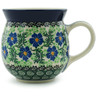 16 oz Stoneware Bubble Mug - Polmedia Polish Pottery H9010H