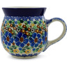 16 oz Stoneware Bubble Mug - Polmedia Polish Pottery H9021A