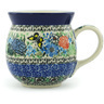 16 oz Stoneware Bubble Mug - Polmedia Polish Pottery H9239G