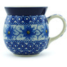 16 oz Stoneware Bubble Mug - Polmedia Polish Pottery H9248G