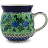 16 oz Stoneware Bubble Mug - Polmedia Polish Pottery H9428A