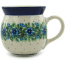16 oz Stoneware Bubble Mug - Polmedia Polish Pottery H9445A