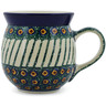 16 oz Stoneware Bubble Mug - Polmedia Polish Pottery H9544A