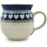 16 oz Stoneware Bubble Mug - Polmedia Polish Pottery H9605A