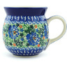 16 oz Stoneware Bubble Mug - Polmedia Polish Pottery H9637A