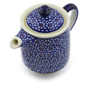 16 oz Stoneware Tea or Coffee Pot - Polmedia Polish Pottery H0888A