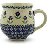 17 oz Stoneware Bubble Mug - Polmedia Polish Pottery H9568J
