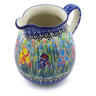 17 oz Stoneware Pitcher - Polmedia Polish Pottery H7891I