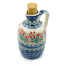 18 oz Stoneware Bottle - Polmedia Polish Pottery H6076I