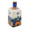 18 oz Stoneware Bottle - Polmedia Polish Pottery H6518J