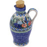 19 oz Stoneware Bottle - Polmedia Polish Pottery H0548G