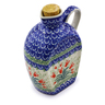 19 oz Stoneware Bottle - Polmedia Polish Pottery H4615I
