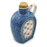 19 oz Stoneware Bottle - Polmedia Polish Pottery H6039I