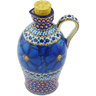 19 oz Stoneware Bottle - Polmedia Polish Pottery H6454G