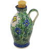 19 oz Stoneware Bottle - Polmedia Polish Pottery H8878G