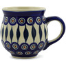 19 oz Stoneware Bubble Mug - Polmedia Polish Pottery H9415J