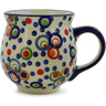 19 oz Stoneware Bubble Mug - Polmedia Polish Pottery H9512J
