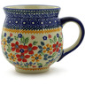 19 oz Stoneware Bubble Mug - Polmedia Polish Pottery H9621J