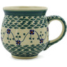 19 oz Stoneware Bubble Mug - Polmedia Polish Pottery H9797J