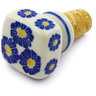 2-inch Stoneware Bottle Stopper - Polmedia Polish Pottery H7250I