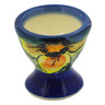 2-inch Stoneware Egg Holder - Polmedia Polish Pottery H0270C