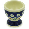 2-inch Stoneware Egg Holder - Polmedia Polish Pottery H0640H