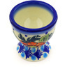 2-inch Stoneware Egg Holder - Polmedia Polish Pottery H0659F