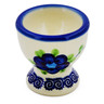 2-inch Stoneware Egg Holder - Polmedia Polish Pottery H0711K