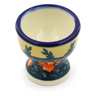 2-inch Stoneware Egg Holder - Polmedia Polish Pottery H0910F
