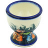 2-inch Stoneware Egg Holder - Polmedia Polish Pottery H4031H