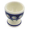 2-inch Stoneware Egg Holder - Polmedia Polish Pottery H4218J