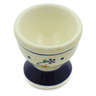 2-inch Stoneware Egg Holder - Polmedia Polish Pottery H5815D