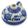 2-inch Stoneware Mini Bottle - Polmedia Polish Pottery H5217A