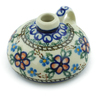 2-inch Stoneware Mini Bottle - Polmedia Polish Pottery H5220A