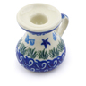 2-inch Stoneware Mini Candle Holder - Polmedia Polish Pottery H3140C