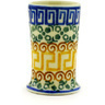 2 oz Stoneware shot glass - Polmedia Polish Pottery H2128D