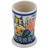 2 oz Stoneware shot glass - Polmedia Polish Pottery H5989G