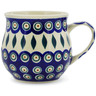 21 oz Stoneware Bubble Mug - Polmedia Polish Pottery H6145K