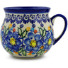 22 oz Stoneware Bubble Mug - Polmedia Polish Pottery H7209J