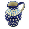 24 oz Stoneware Pitcher - Polmedia Polish Pottery H0680H