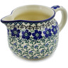 24 oz Stoneware Pitcher - Polmedia Polish Pottery H8117B