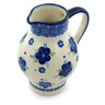24 oz Stoneware Pitcher - Polmedia Polish Pottery H9253H