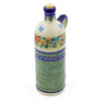 25 oz Stoneware Bottle - Polmedia Polish Pottery H9592I