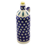 25 oz Stoneware Bottle - Polmedia Polish Pottery H9594I